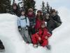 Lyže v Dolomitech 9. - 13. března 2013